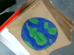 Bernard Elementary Earth Project for marketing with Safeway